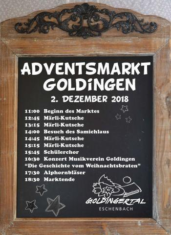 Adventsmarkt Goldingen